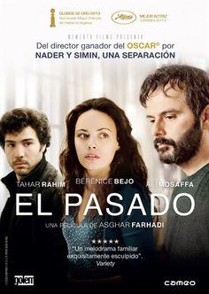 El Pasado [Vídeo-DVD] / una película de Asghar Farhadi