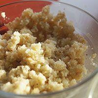 Roast cauliflower rice