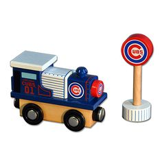cubs train
