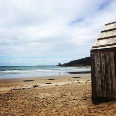#beachart at #lorne #australia. #roadtrip ! by beccabryony http://ift.tt/1IIGiLS