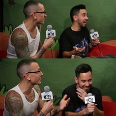 chester and mike