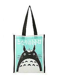 HOTTOPIC.COM - Studio Ghibli My Neighbor Totoro Mint Small Shopper Tote