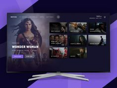 We tried to design an interactive television interface after we thought that one of the Indonesian tv interface that we have used is really difficult to navigate and has a quite boring interface. W...