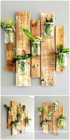 Incredible ideas for reusing wasted wooden pallets # Garden… Pallets # Woodworking – Woodworking projects wood working projects – diy pallet creations - Modern Diy Pallet Projects, Garden Projects, Woodworking Projects, Pallet Ideas, Garden Ideas, Design Projects, Woodworking Wood, Woodworking Workshop, Diy Garden
