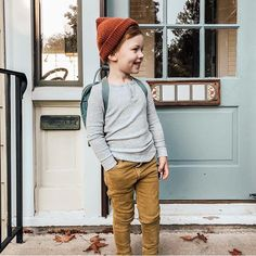 jaimie kay top and noble carriage hat love the fall colors Toddler Boy Fashion, Little Boy Fashion, Toddler Boy Outfits, Toddler Boys, Toddler Boy Style, Fashion Kids, Outfits Niños, Kids Outfits, Little Boy Outfits