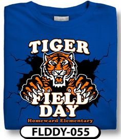 When it comes to field day t-shirts, spiritwear.com doesn't play ...