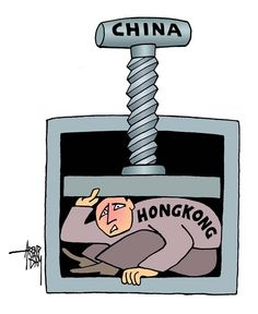 China and HongKong ***  There are 2 words -- just 2 words -- that Obama, Congress and Corporate America hope you'll never realize. Watch this video ad and discover what they are…  http://patriotproducts.org/go/just-2-words/  ***   Posted on September 26, 2014, 4:00 pm from http://www.cagle.com/2014/09/china-and-hongkong/