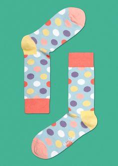 Big Dots Sock