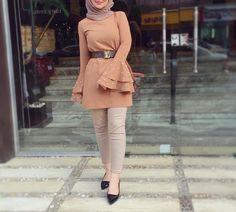 Hijab Fashion Summer, Modest Fashion Hijab, Modern Hijab Fashion, Muslim Women Fashion, Hijab Fashion Inspiration, Islamic Fashion, Fashion Outfits, Modest Dresses, Modest Outfits