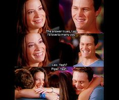 Such a magnificent Couple on Charmed :)))
