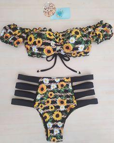 Cute Bikinis, Cute Swimsuits, Women Swimsuits, Summer Bathing Suits, Girls Bathing Suits, Hot Pants, Swimwear Fashion, Bikini Fashion, Ropa Color Neon