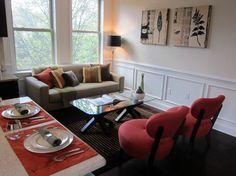 Tiny Living Room Plans