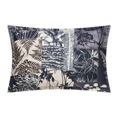 Discover the Clarissa Hulse Indigo Patchwork Pillowcase - Housewife - Set of 2 at Amara