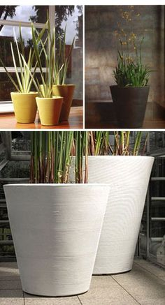 lightweight planter - perfect for indoors or outdoors