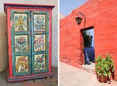 Monastery, Arequipa, Peru http://www.southamericaperutours.com/peru-highlight.html