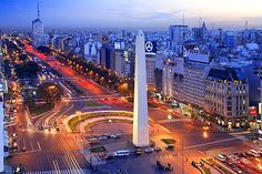 The Buenos Aires city has places that can not miss, The essence of Buenos Aires is in these places. Colon Theatre, Corrientes Ave and el obelisco Great Places, Places To See, Places Ive Been, Wonderful Places, Chili, Argentine, Top Place, Scenic Photography, Landscape Photography