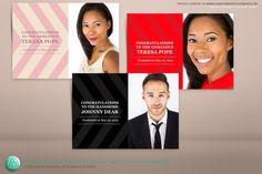 I just released 5x7 Congratulations Graduation Card on Creative Market.