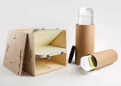 Reusable packaging forms a protective skin around delicate objects