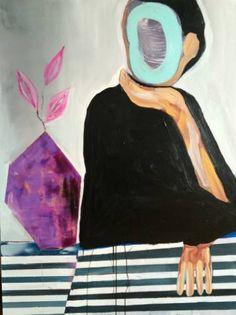 "Saatchi Art Artist Erin Armstrong; Painting, ""Dissolution; Chemic"" #art"