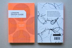 Peter Crawley. Stiched illustrations. London Design Guide 2012-13: