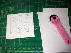 Paper pieced Star templates and tutorial