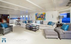 RHINO Yacht Photos (ex. Ohana) - 154ft Luxury Motor Yacht for Charter