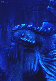 A Sleeping Angel.  Don't talk, don't move, don't breathe, for when you do, the Angel will get you!  Dr. Who