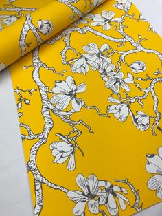Hand screen printed wallpaper design by Mark Cawood. Printed in-house at Publisher Textiles. Wallpaper Sydney, Print Wallpaper, Fabric Wallpaper, Wallpaper Roll, House Trim, Silk Screen Printing, Design Show, Designer Wallpaper, Fabrics