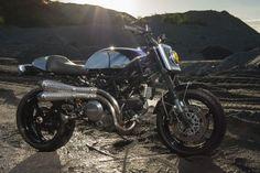 Ducati 'Monster Tracker' by BCR