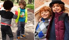 H Kids Winter 2013 Clothing for Boys Size 18m-8y