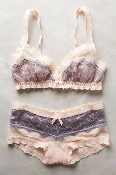 Anthropologie Favorites: Sleep, Lingerie, and BHLDN Belle Lingerie, Sexy Lingerie, Lingerie Design, Lingerie Babydoll, Lingerie Plus, Lingerie Drawer, Pretty Lingerie, Beautiful Lingerie, Lingerie Sleepwear