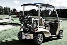 Garia Golf Carts : Luxury Personafied