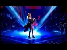 Kylie Minogue - Timebomb - Live @ The VoiceUK