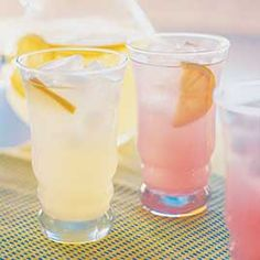 Cherry Limeade    8 oz. vanilla unsweetened soy milk  2 scoops Vi-Shape shake mix  1 single service packet of Lemonade Crystal Light  1 tablespoon lime juice  4 maraschino cherries  6 ice cubes  Blend well in blender.