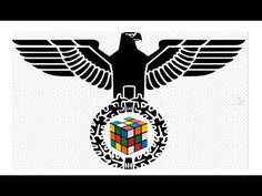 Hitler y el cubo de Rubik 3x3