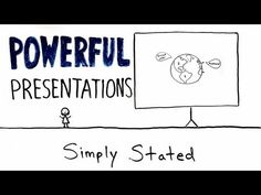 How to Give an Awesome (PowerPoint) Presentation (Whiteboard Animation Explainer Video). - YouTube
