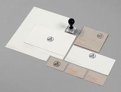 simplistic, minimal branding.  (Art & Graft, http://inspirationfeed.com/inspiration/35-perfect-examples-of-branding-design/#)