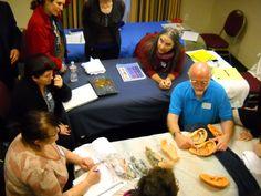 Sinus reflex in Ear Reflexology.  www.AmericanAcademyofReflexology.com Ear Reflexology, Business Leaders, Conference, Oregon, Leadership, Health Care, Workshop, Future, Places
