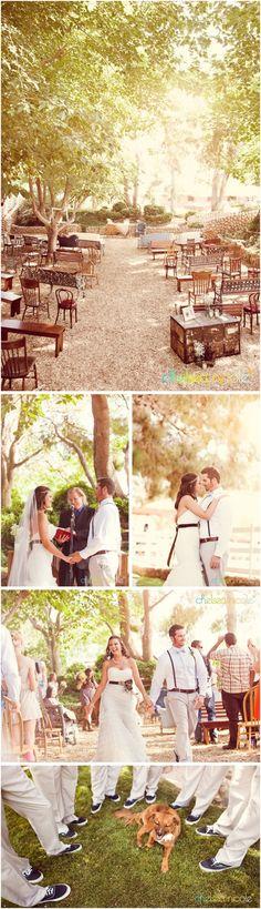 Little Vegas Wedding | Rustic Ranch Wedding, Vegas Style! {Legends Ranch} | http://www.littlevegaswedding.com