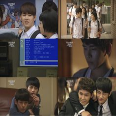 [SPOILER] INFINITE's Hoya makes a shocking confession on 'Reply 1997′ Answer Me 1997, Reply 1997, Hoya Infinite, Drama Fever, Seo In Guk, Kpop, Korean Drama, Confessions, Actors & Actresses
