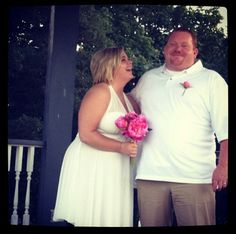 Congratulations Mr. And Mrs. Greer on your wedding!