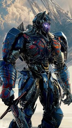 Optimus Prime - Transformers: The Last Knight