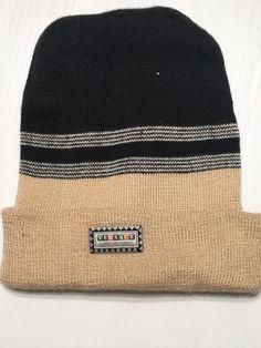 Mens Medusa Beanie  Hat  Cap - White black read description  fashion   clothing  shoes  accessories  mensaccessories  hats (ebay link) 3a7c3b8e6b6d