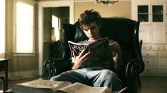 Thomas Sangster - Character inspiration #writing #nanowrimo #face