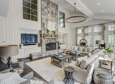 View 40 photos of this 5 bed, 8.0 bath, 7414 sqft Single Family that sold on 9/27/17 for $3,399,000. Drama, light and easy living all in one. This excep...