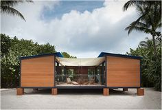 CHARLOTTE PERRIAND BEACH HOUSE