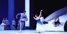 The Bolshoi Ballet's The Taming of the Shrew. Olga Smirnova & Semyon Chudin.