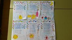 Alumnos de Ed. Infantil de Gomezserracín del CRA El Carracillo (Sanchonuño. Segovia) Bullet Journal