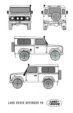 Renault master iii crew van rwd vector pdf templates oto blueprint start of the blueprint process malvernweather Images