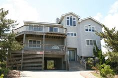 Oceanside Outer Banks Rentals | Whalehead Beach Rentals | Whalecome Home